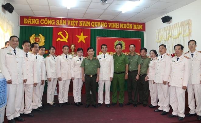 Thứ trưởng Nguyễn Văn Sơn thăm và làm việc tại TP Cần Thơ - Ảnh minh hoạ 5