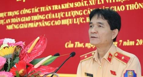 Cục CSGT tổ chức hội thảo khoa học tại Cần Thơ