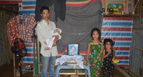 Người mẹ trẻ đột tử trong đêm, con 3 tháng khóc ngặt vì khát sữa