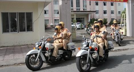 Công an quận Ninh Kiều được nhiều người dân ngợi khen