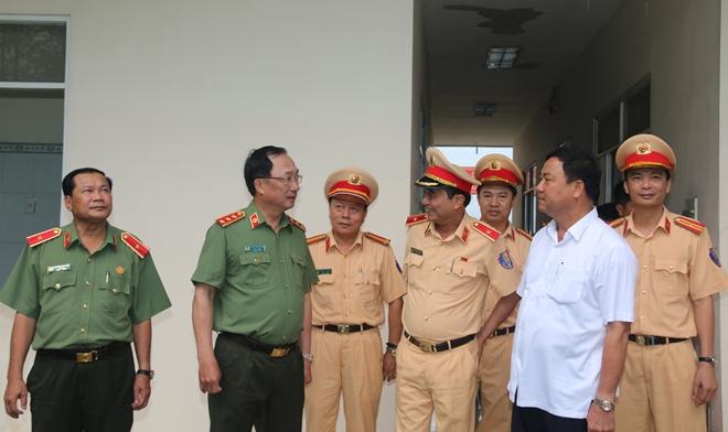 Thứ trưởng Nguyễn Văn Thành làm việc với Thủy đoàn II Cục CSGT - Ảnh minh hoạ 4