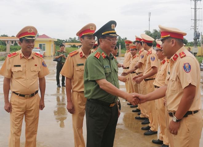 Thứ trưởng Nguyễn Văn Thành làm việc với Thủy đoàn II Cục CSGT - Ảnh minh hoạ 2