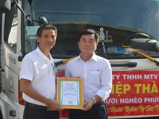 Một nhà hảo tâm hỗ trợ 60 tấn gạo cho người nghèo Sóc Trăng - Ảnh minh hoạ 5