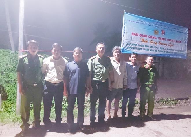 Thắp sáng đường quê thị xã ven biển Vĩnh Châu - Ảnh minh hoạ 3