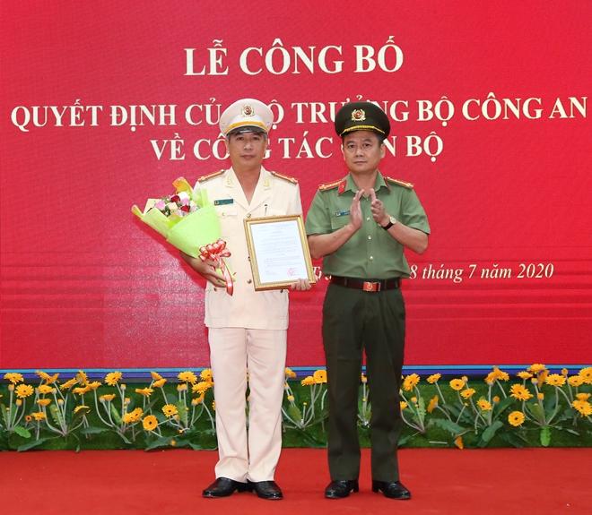 Công an tỉnh Sóc Trăng có tân Phó Giám đốc - Ảnh minh hoạ 2