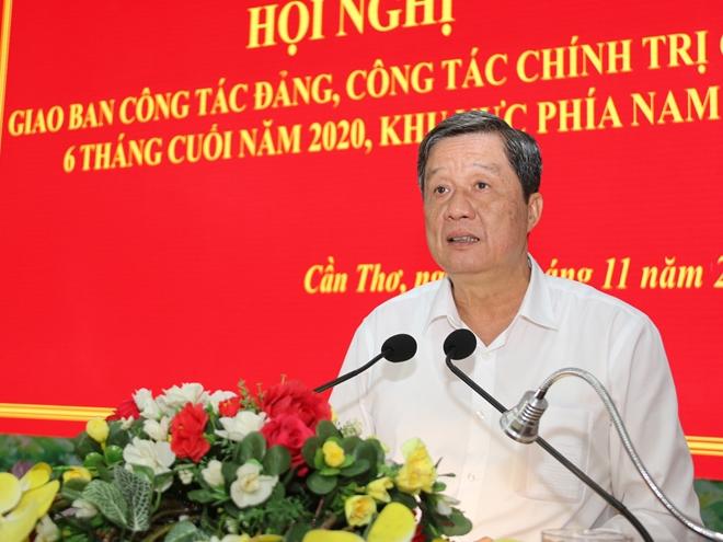 Giao ban công tác Đảng, công tác Chính trị CAND khu vực phía Nam - Ảnh minh hoạ 2