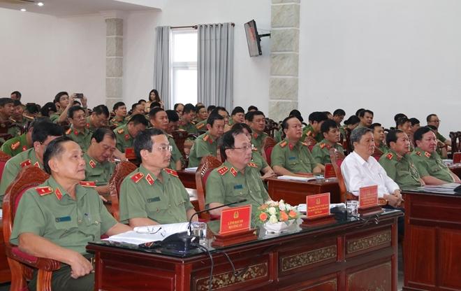 Giao ban công tác Đảng, công tác Chính trị CAND khu vực phía Nam - Ảnh minh hoạ 5