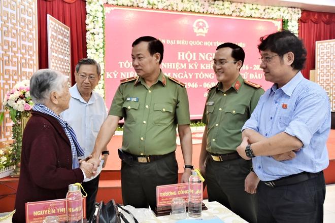 Thứ trưởng Lê Tấn Tới dự tổng kết Đoàn Đại biểu Quốc hội tỉnh Bạc Liêu khóa XIV - Ảnh minh hoạ 3