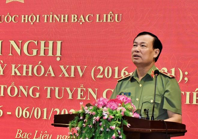 Thứ trưởng Lê Tấn Tới dự tổng kết Đoàn Đại biểu Quốc hội tỉnh Bạc Liêu khóa XIV - Ảnh minh hoạ 2