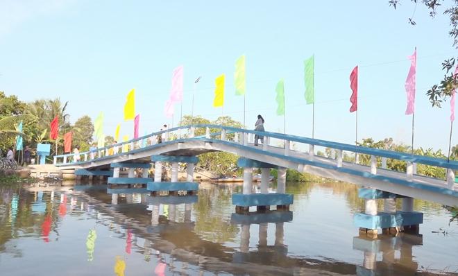 Khánh thành cầu giao thông nông thôn tại Cà Mau - Ảnh minh hoạ 4