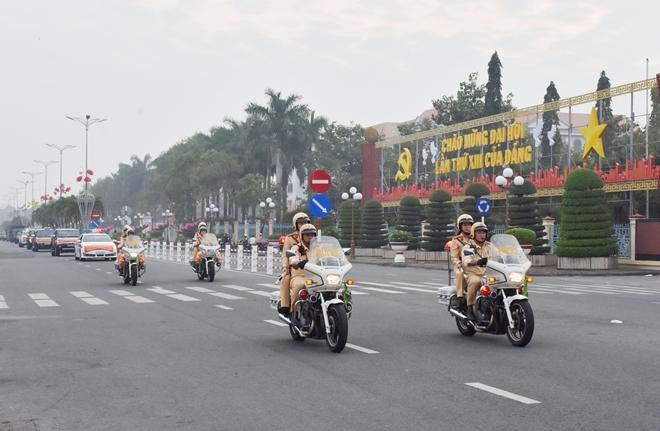 Ra quân bảo vệ Đại hội Đảng toàn quốc lần thứ XIII - Ảnh minh hoạ 4