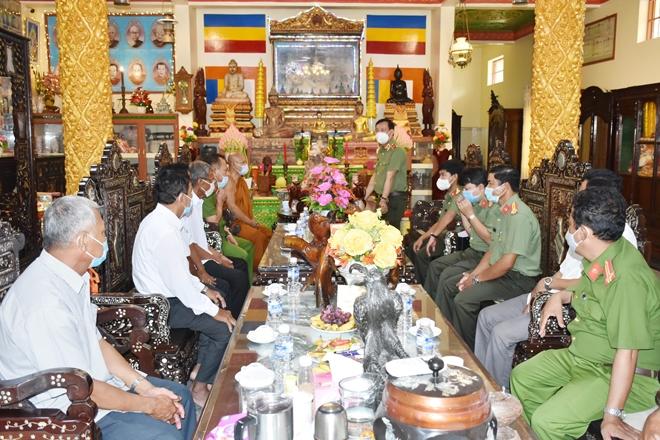 Thứ trưởng Lê Tấn Tới kiểm tra công tác tại Công an tỉnh Bạc Liêu - Ảnh minh hoạ 6