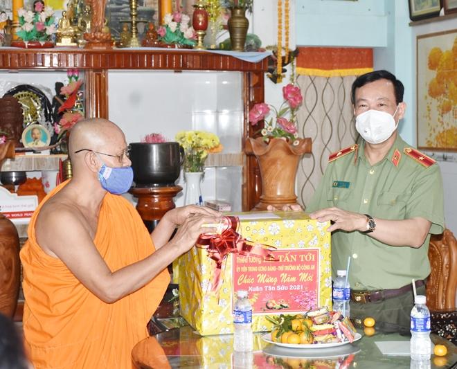Thứ trưởng Lê Tấn Tới kiểm tra công tác tại Công an tỉnh Bạc Liêu - Ảnh minh hoạ 4