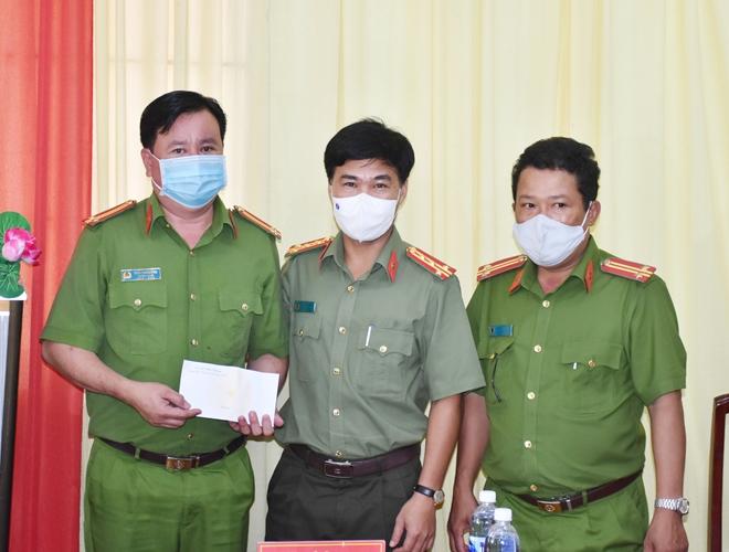 Thứ trưởng Lê Tấn Tới kiểm tra công tác tại Công an tỉnh Bạc Liêu - Ảnh minh hoạ 8
