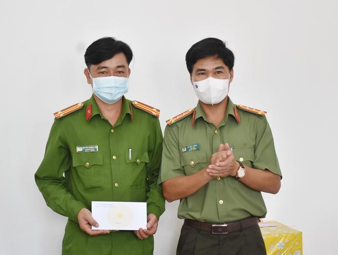Thứ trưởng Lê Tấn Tới kiểm tra công tác một số đơn vị thuộc Công an tỉnh Bạc Liêu - Ảnh minh hoạ 8