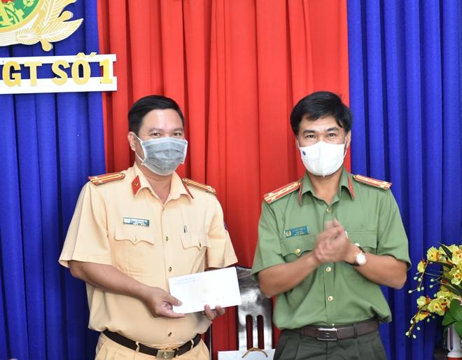 Thứ trưởng Lê Tấn Tới kiểm tra công tác một số đơn vị thuộc Công an tỉnh Bạc Liêu - Ảnh minh hoạ 9