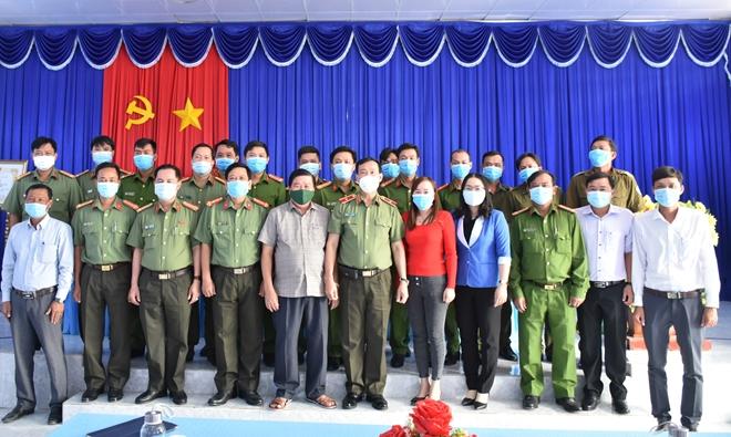 Thứ trưởng Lê Tấn Tới tiếp tục kiểm tra công tác tại Bạc Liêu và Cà Mau - Ảnh minh hoạ 7