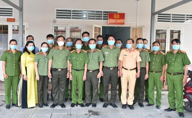 Thứ trưởng Lê Tấn Tới tiếp tục kiểm tra công tác tại Bạc Liêu và Cà Mau - Ảnh minh hoạ 8