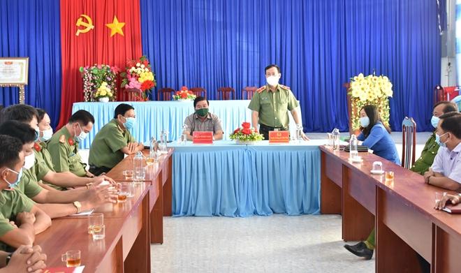 Thứ trưởng Lê Tấn Tới tiếp tục kiểm tra công tác tại Bạc Liêu và Cà Mau - Ảnh minh hoạ 3