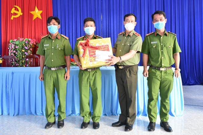 Thứ trưởng Lê Tấn Tới tiếp tục kiểm tra công tác tại Bạc Liêu và Cà Mau - Ảnh minh hoạ 2