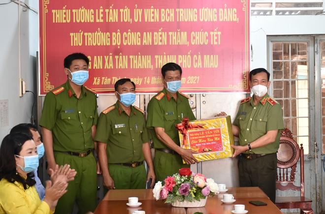Thứ trưởng Lê Tấn Tới tiếp tục kiểm tra công tác tại Bạc Liêu và Cà Mau - Ảnh minh hoạ 6