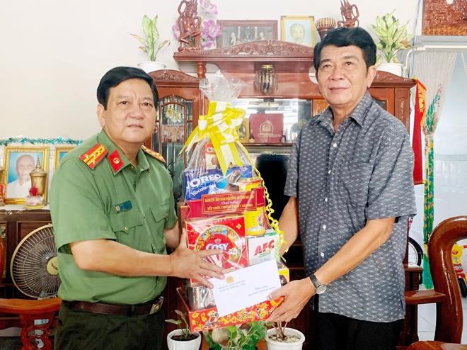 Công an hai tỉnh Sóc Trăng, Bạc Liêu chúc Tết Chôl Chnăm Thmây - Ảnh minh hoạ 6
