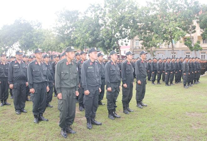 Phát động đợt thi đua đặc biệt chào mừng 20 năm thành lập Trung đoàn CSCĐ Tây Nam Bộ - Ảnh minh hoạ 2