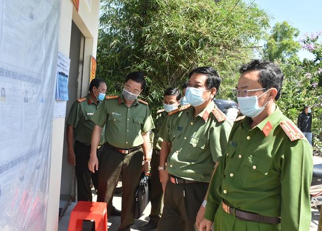 Quyết tâm bảo đảm an ninh, an toàn bầu cử ở xứ biển Bạc Liêu
