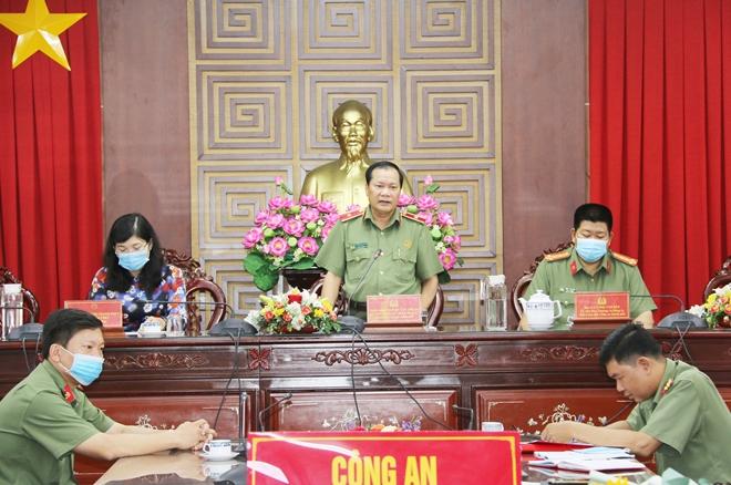 Thành lập Cơ quan Ủy ban Kiểm tra Đảng ủy Công an TP Cần Thơ - Ảnh minh hoạ 3