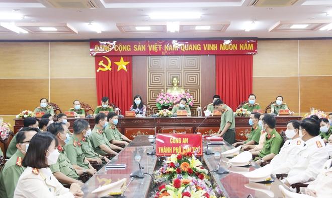 Thành lập Cơ quan Ủy ban Kiểm tra Đảng ủy Công an TP Cần Thơ - Ảnh minh hoạ 4