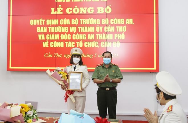 Thành lập Cơ quan Ủy ban Kiểm tra Đảng ủy Công an TP Cần Thơ - Ảnh minh hoạ 2