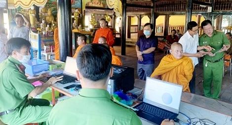 Công an tỉnh Bạc Liêu quyết tâm hoàn thành tiến độ hai Dự án lớn