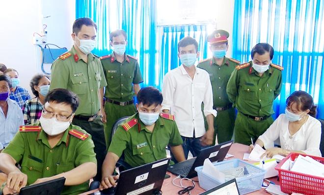 Công an tỉnh Bạc Liêu quyết tâm hoàn thành tiến độ hai Dự án lớn - Ảnh minh hoạ 3