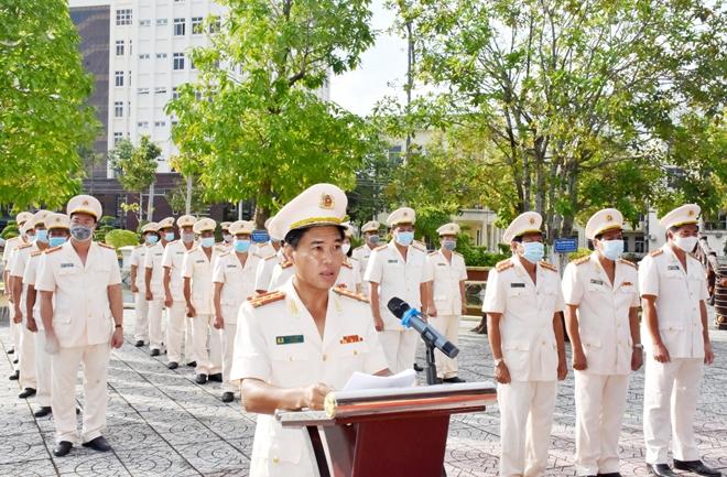 Công an các đơn vị, địa phương kỷ niệm 75 năm Ngày truyền thống lực lượng ANND - Ảnh minh hoạ 5