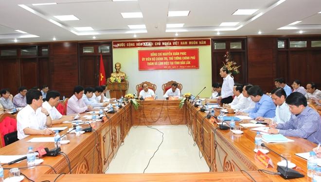 Đắk Lắk là địa phương đi đầu trong công việc hiện đại hóa Tây Nguyên