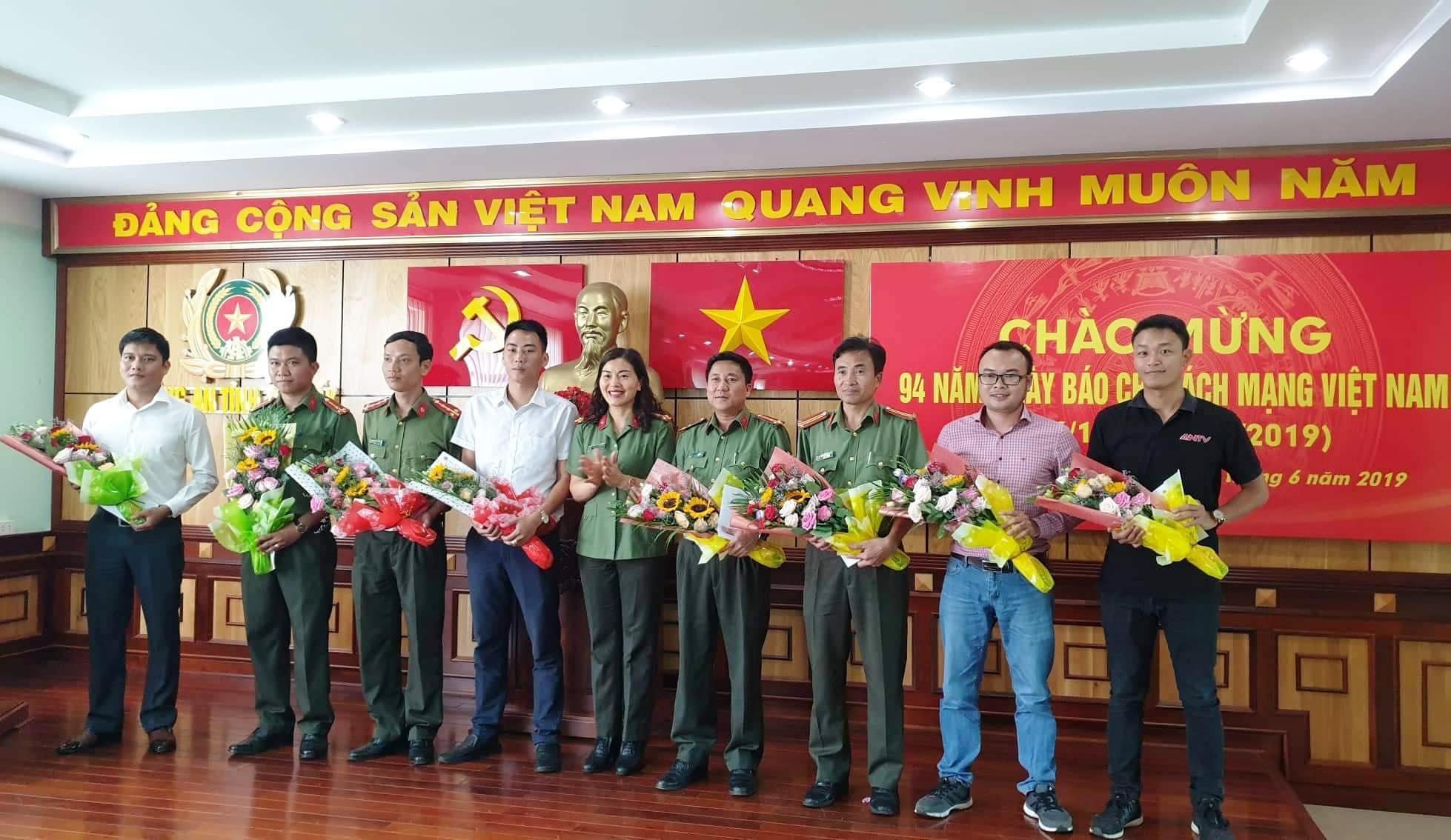 Công an tỉnh Đắk Lắk phối hợp hiệu quả với các cơ quan báo chí