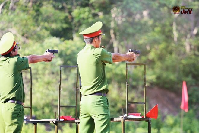 Bế mạc Hội thi điều lệnh, võ thuật, bắn súng CAND lần thứ 5, bảng thi số 7 - Ảnh minh hoạ 4