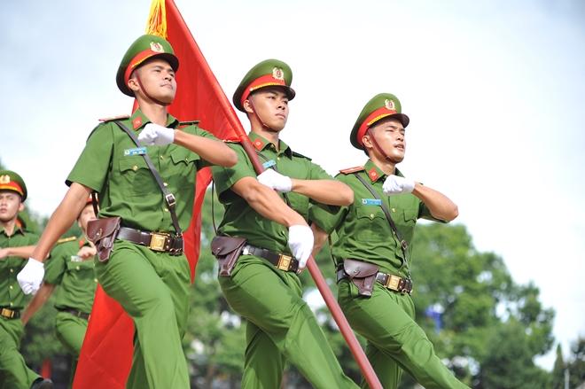 Khai mạc Chung kết Hội thi điều lệnh, bắn súng, võ thuật CAND khu vực phía Nam lần thứ 5 - Ảnh minh hoạ 10