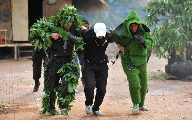 Khai mạc Chung kết Hội thi điều lệnh, bắn súng, võ thuật CAND khu vực phía Nam lần thứ 5 - Ảnh minh hoạ 28