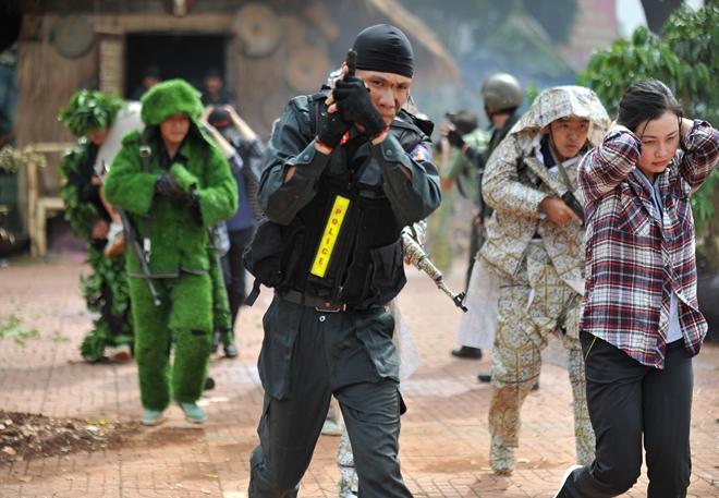 Khai mạc Chung kết Hội thi điều lệnh, bắn súng, võ thuật CAND khu vực phía Nam lần thứ 5 - Ảnh minh hoạ 27