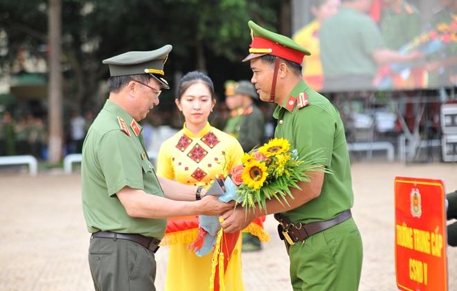 Khai mạc Chung kết Hội thi điều lệnh, bắn súng, võ thuật CAND khu vực phía Nam lần thứ 5 - Ảnh minh hoạ 5