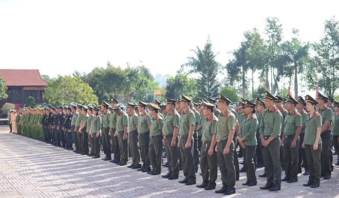 Đảm bảo tuyệt đối ANTT, bảo vệ Đại hội đại biểu Đảng bộ các cấp tỉnh Đắk Nông - Ảnh minh hoạ 3