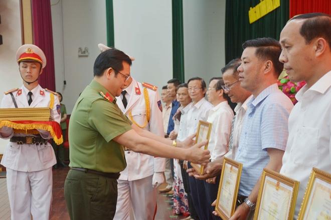 Đắk Lắk tổng kết cao điểm tấn công trấn áp tội phạm