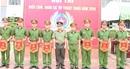 Công an TP Cần Thơ tổ chức hội thi Điều lệnh, Quân sự, Võ thuật CAND