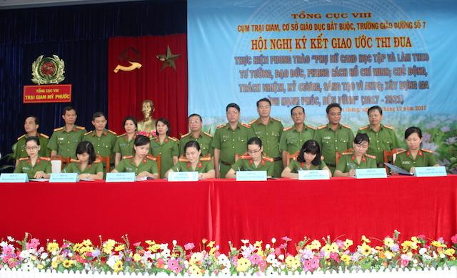 Hội phụ nữ Cụm thi đua số 7 ký kết giao ước thi đua - Ảnh minh hoạ 2