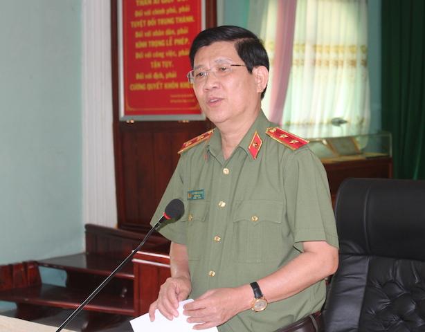 Lãnh đạo Bộ Công an kiểm tra công tác tại Trại giam Phước Hoà và Mỹ Phước - Ảnh minh hoạ 4