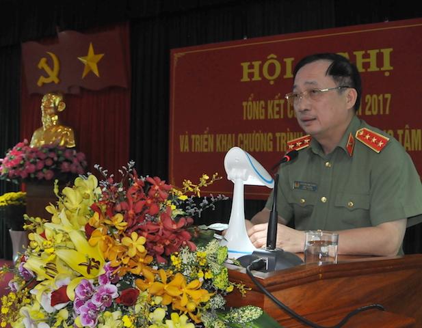 Lãnh đạo Bộ Công an chỉ đạo công tác tại Cảnh sát PCCC TP Cần Thơ - Ảnh minh hoạ 3