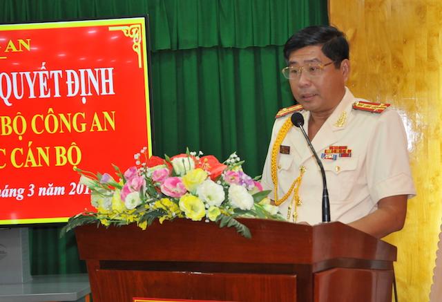 Công bố quyết định bổ nhiệm Giám đốc Công an tỉnh Vĩnh Long - Ảnh minh hoạ 6