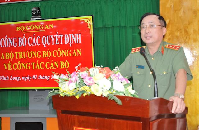 Công bố quyết định bổ nhiệm Giám đốc Công an tỉnh Vĩnh Long - Ảnh minh hoạ 5
