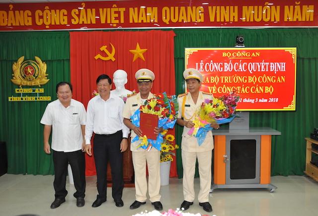 Công bố quyết định bổ nhiệm Giám đốc Công an tỉnh Vĩnh Long - Ảnh minh hoạ 4
